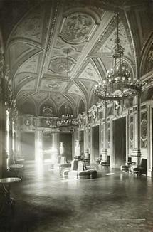 Das Staatsopern-Foyer