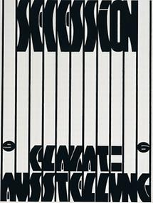 Plakat: Ausstellung der Secession