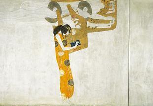 Gustav Klimt. Beethovenfries. 1902