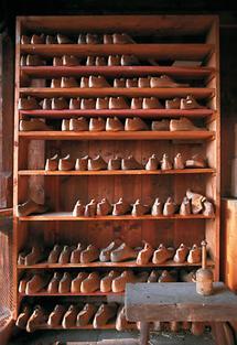 Schuhstrecker des Klosterschusters
