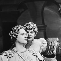 Waechter und Seefried in Julius Caesar