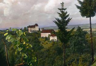 Weingebiet um Schloss Seggau