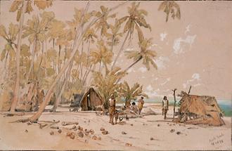 The Stuarts Islands