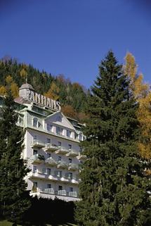 Das Hotel Panhans am Semmering