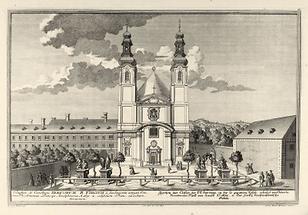 Wien: Servitenkirche