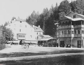 Hotel Weitlanbrunn in Sillian