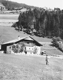 Bauernhof in Weitlanbrunn