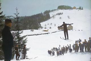 Wintersport in Bregenz
