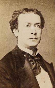 Portrait Adolf von Sonnenthal