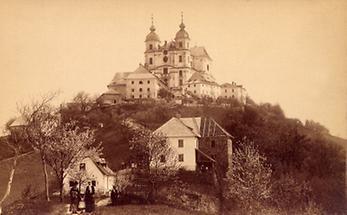 Kirche auf dem Sonntagberg in Niederösterreich