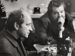 Kurt Sowinetz und Helmut Qualtinger