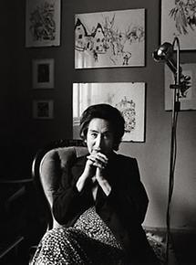 Portrait Hilde Spiel