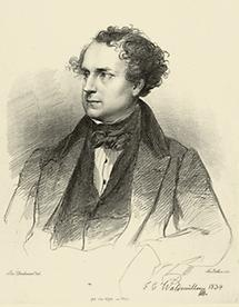 Ferdinand Georg Waldmüller, 1834