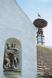 Die Nikolauszeche in Purbach