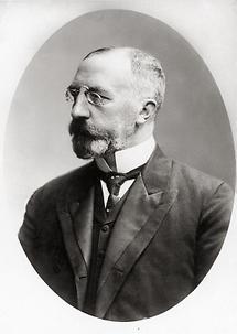 Ministerpräsident Karl Graf Stürgkh