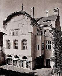 Haus des Malers Ernst Stöhr