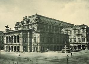 Die Wiener Hofoper