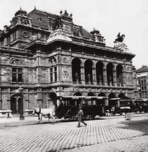 Die Hofoper in Wien