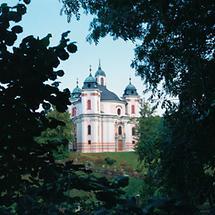 Wallfahrtskirche Stadl Paura bei Lambach