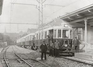 Elektrifizierung der Stadtbahn