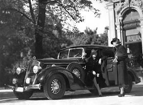 Mode um 1936