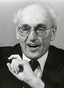 Handelsminister Josef Staribacher