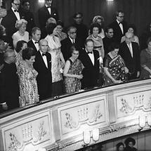 Indira Gandhi in der Oper