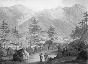 Obersteyermark. Die vordere Radmar