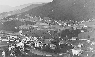 Panorama: Steinach am Brenner, © IMAGNO/Austrian Archives