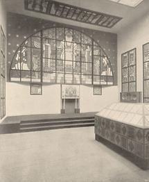 Kirchliche Kunst auf der Kunstschau 1908