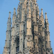 Turm des Stephansdoms in Wien (2)