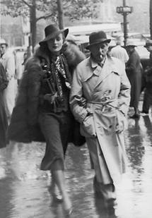 Marlene Dietrich und Josef von Sternberg (1)
