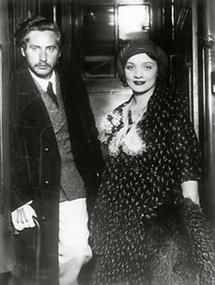 Marlene Dietrich und Josef von Sternberg (2)