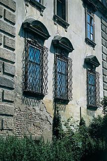 Fenster von Schloss Stetteldorf