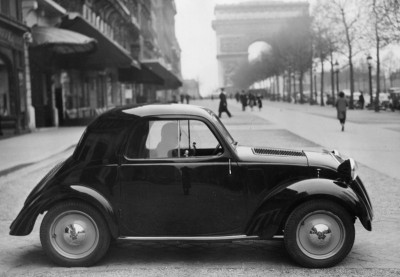 Steyr-Daimler-Puch in Paris, © IMAGNO/Austrian Archives (S)