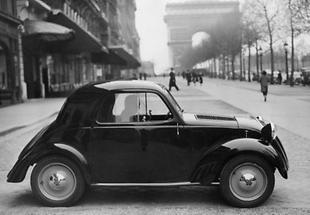 Steyr-Daimler-Puch in Paris