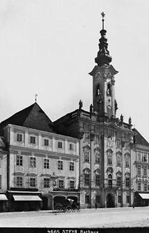 Rathaus Steyr (1)