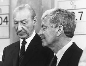 Kurt Waldheim und Kurt Steyrer (1)
