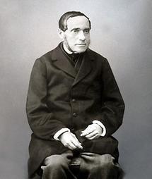 Altersbild von Adalbert Stifter