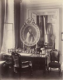 Das Arbeitszimmer von Kaiser Franz Josef