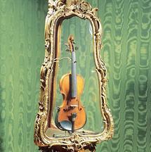 Geige von Johann Strauß Sohn