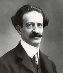Der Operettenkomponist Oscar Straus