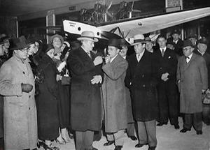 Der deutsche Regisseur Ernst Lubitsch