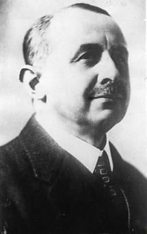 Portrait Ernst Streeruwitz