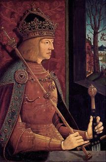 Kaiser Maximilian I. (1)
