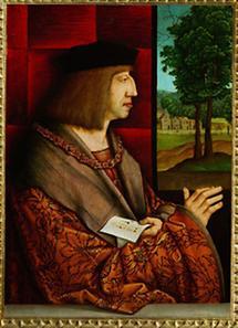 Kaiser Maximilian I. (2)