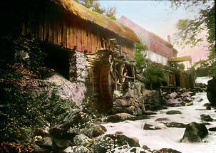 Mühle im Strudengau