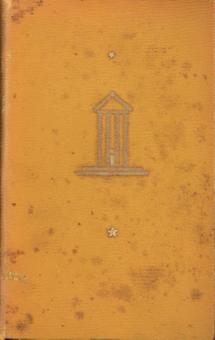 Einband der Wiener Werkstätte
