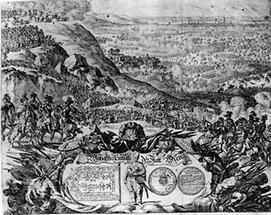 Angriff der Türken auf Wien