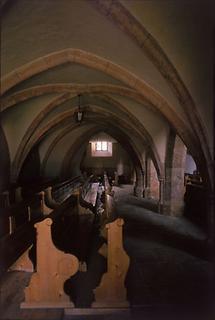 Gotisches Gewölbe St. Michael